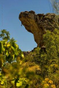 Una foto bonita de montaña, no tiene por qué ser de detalle. Temascal - Patones (Madrid))