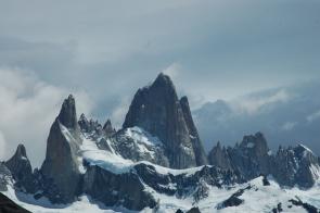 Jugando con el alpinismo - Fitz Roy - Patagonia